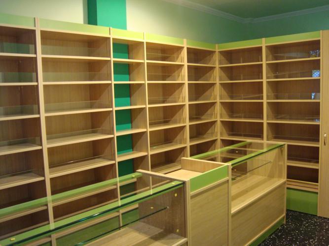 Muebles a medida profemo - Estanterias blancas de madera ...