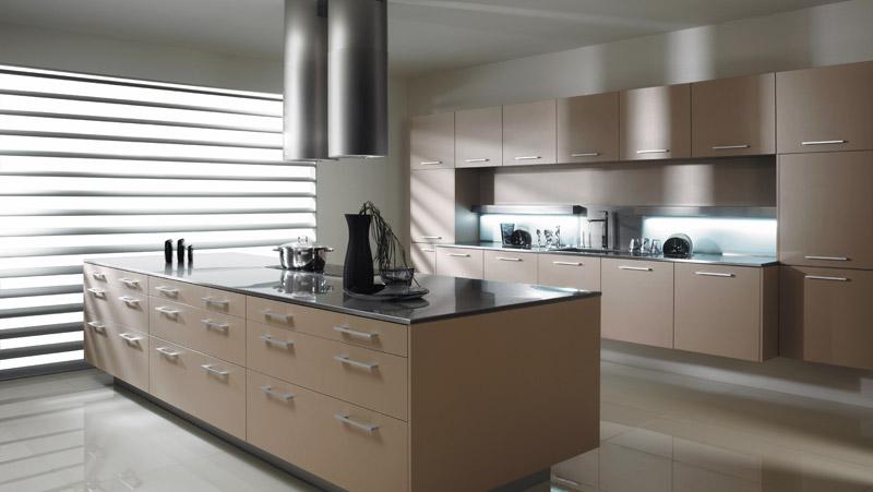 Cocinas profemo for Muebles para cocinas pequenas modernas